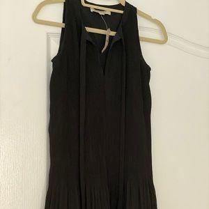 Loft black dress